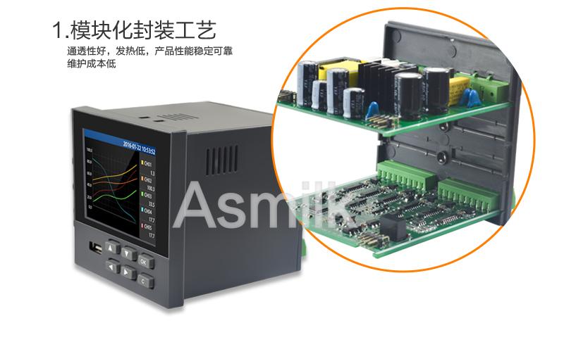 MIK-R9600记录仪封装工艺