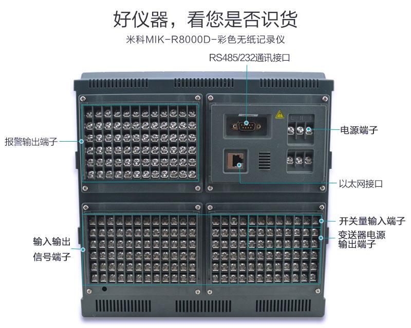 MIK-R8000D 外观介绍