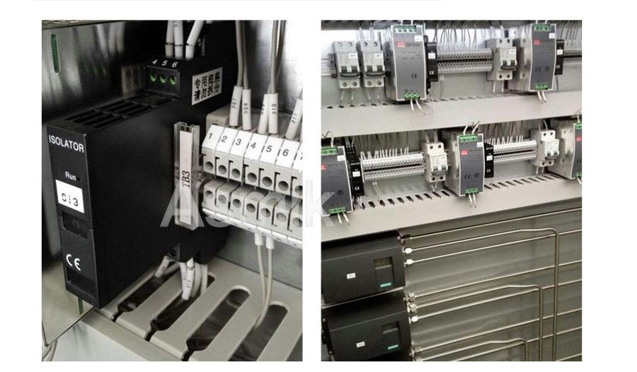 米科MIK-502E系列信号隔离器产品应用