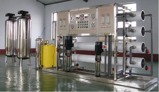 纯水制造装置现场实例图