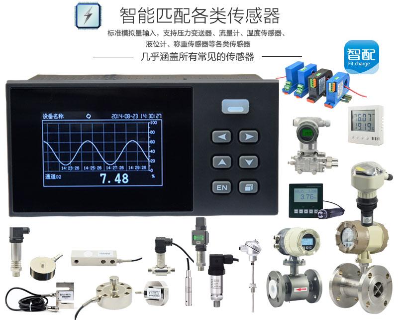 MIK-R200D智能匹配各类传感器