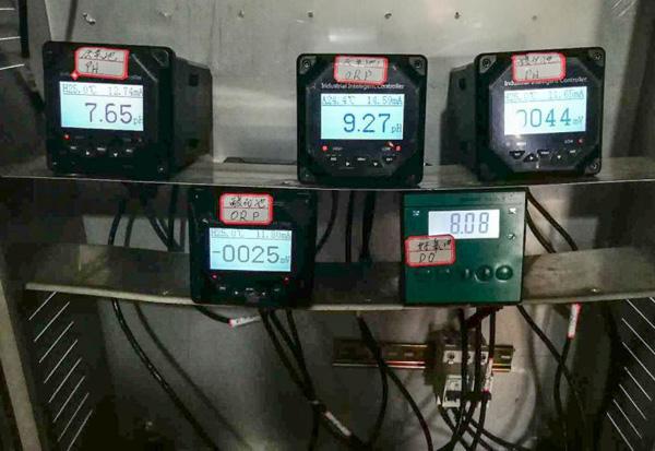 水质监测现场监控