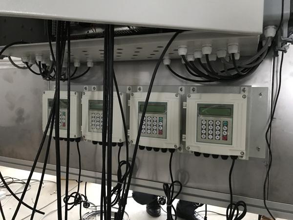 米科传感MIK-1158S壁挂式超声波流量计在设备配套上的应用