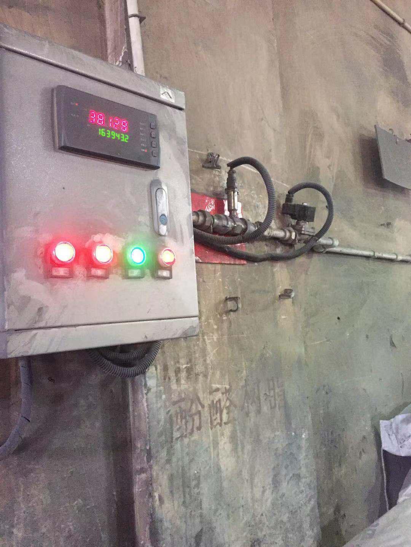 米科的定量控制系统在工业现场的应用
