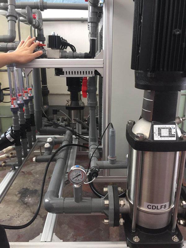 米科儀表在水肥機設備上的應用