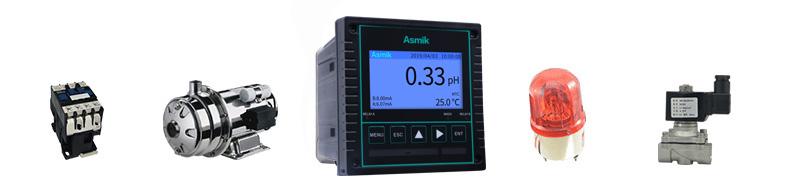工业在线PH检测仪现场产品特点3